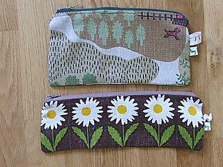 Brown purses