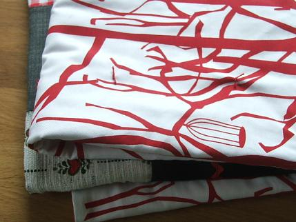 Red quilt 2