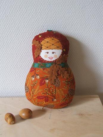 Emily's doll