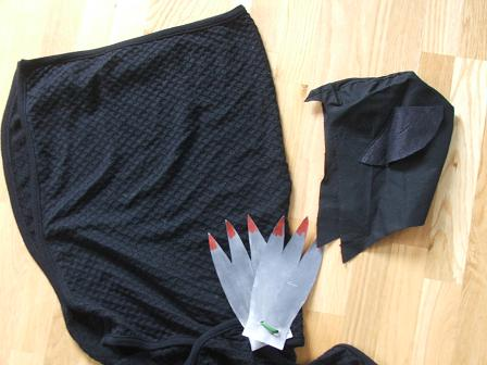 Bat costume