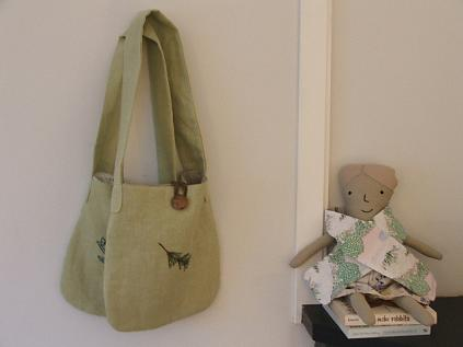 Foraging bags