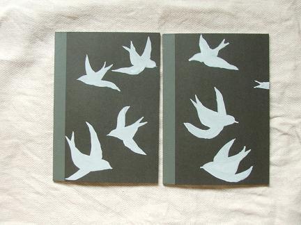 Bird notebooks 1
