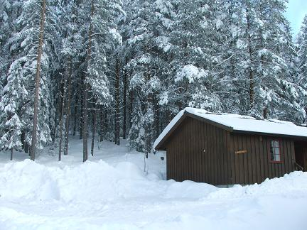 Vradal cabin