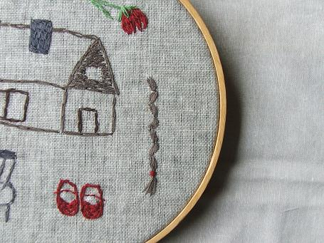 Museum embroidery 2