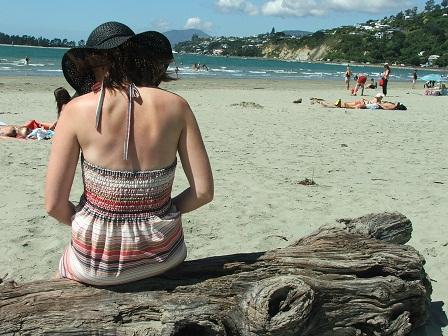 Beach dress 3