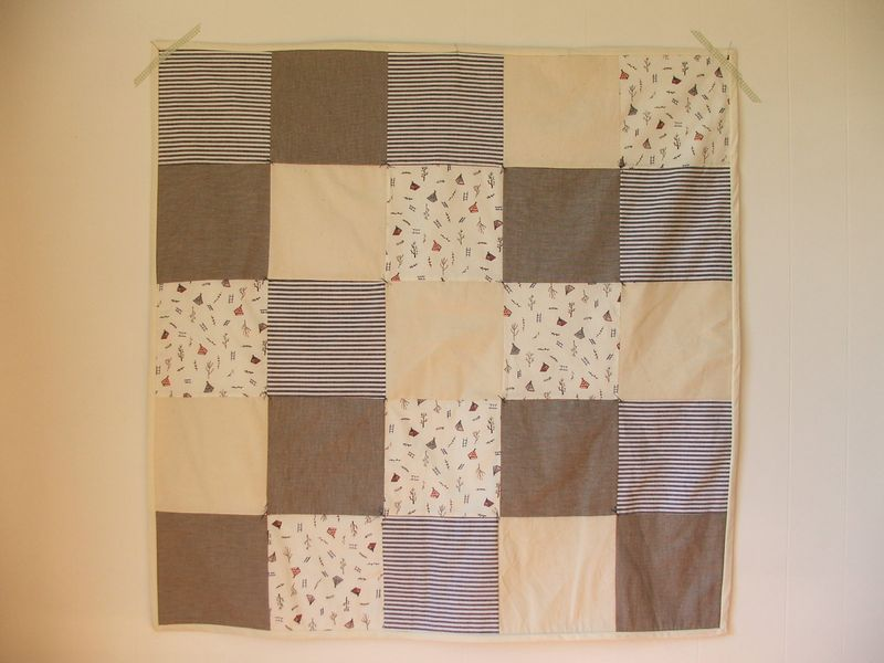Babies- welcome quilt