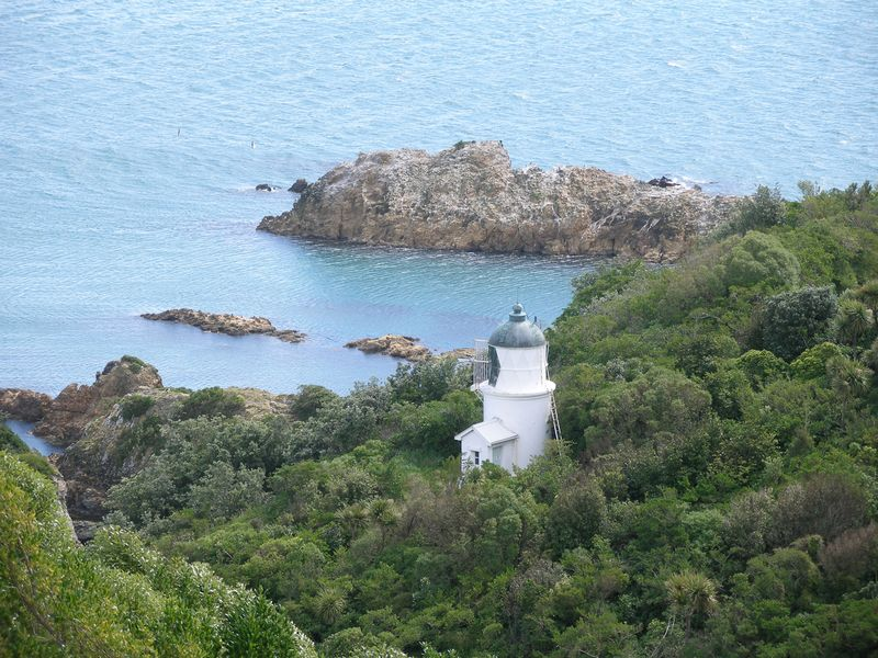Lighthouse-matiu