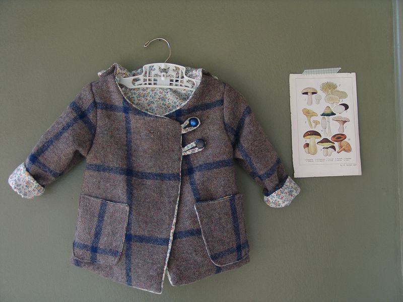 Little coat