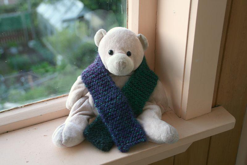 Keira knits 2