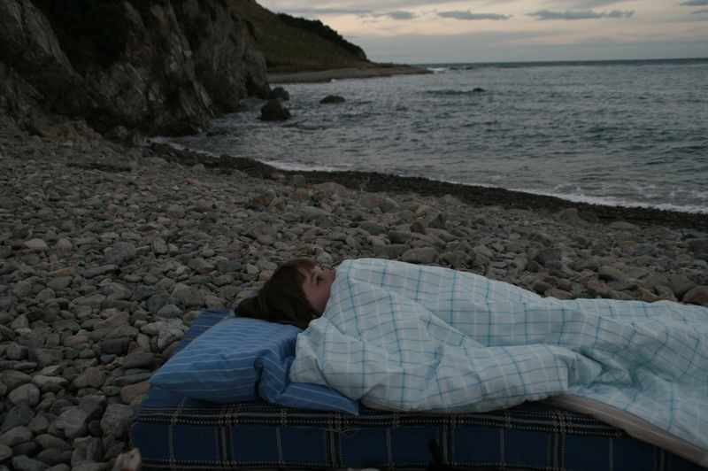 Beach bed1