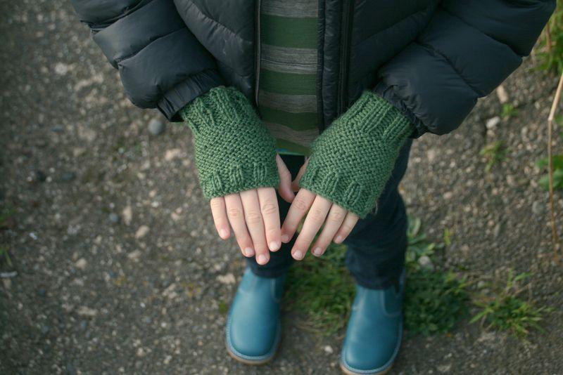 Keira knits 1