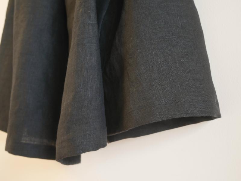 Linen skirt 3