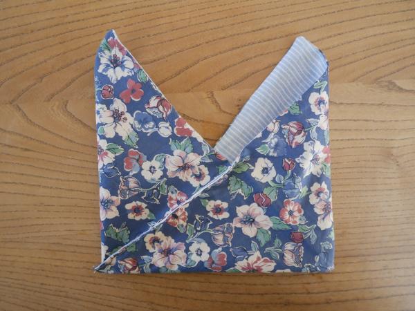 Tiny Happy Tutorial Lined Bento Bag