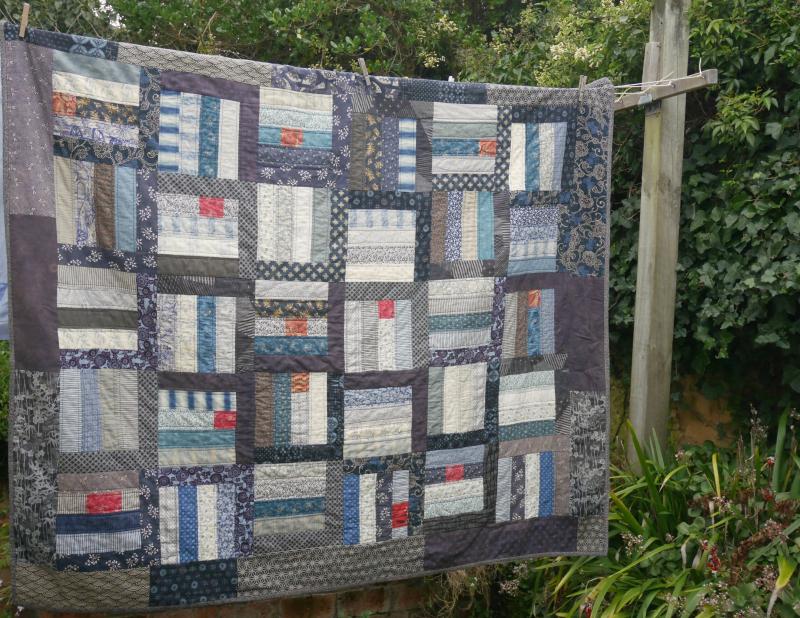 Arlo's quilt 3