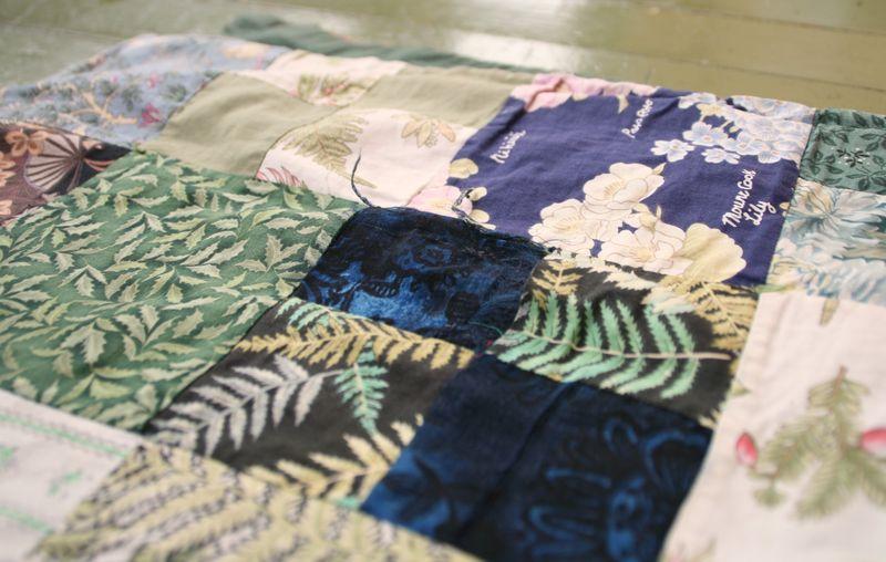 Green quilt 2