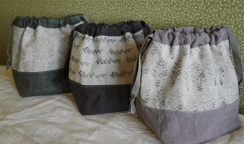 Printed bags 1