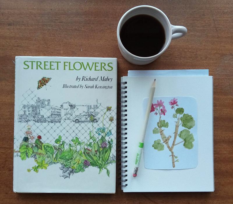 Streetflowers 1
