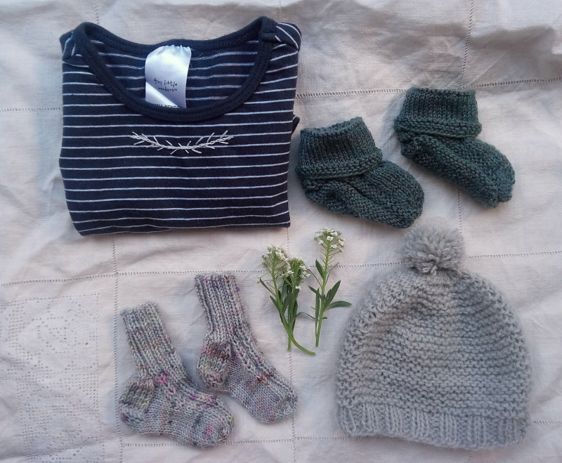Baby knits 2