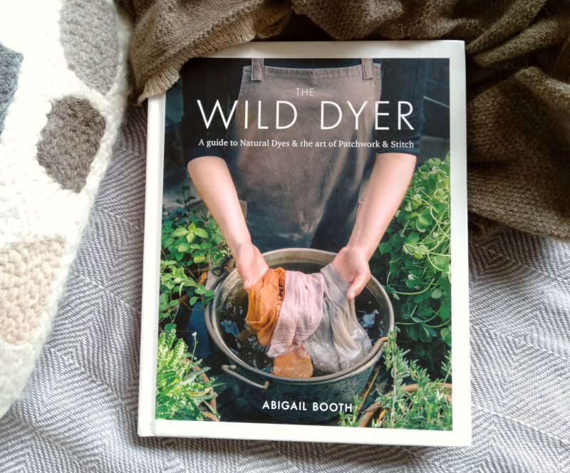 Dyeing book