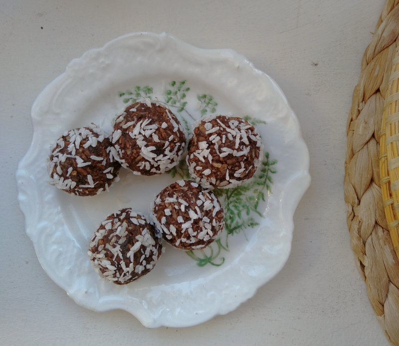 Bliss balls