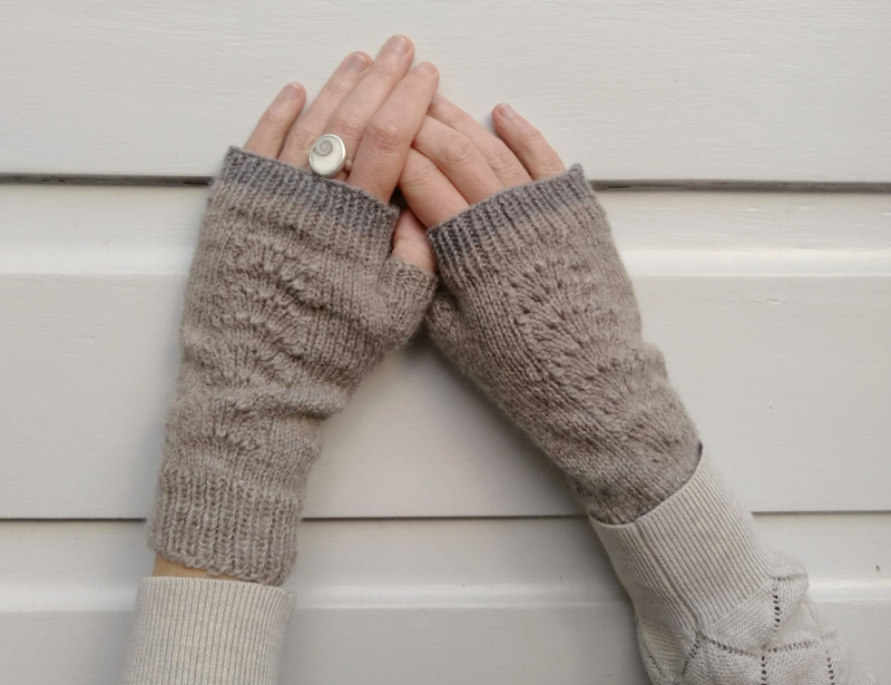 Shell mitts 2