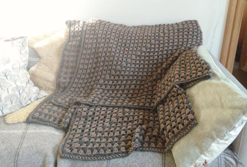 Crochet b