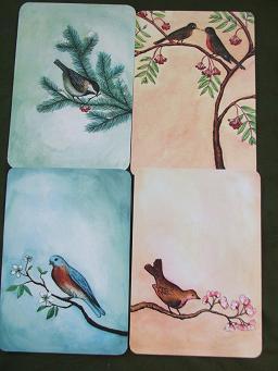 Birdpostcards