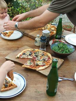 Dinner_outdoors
